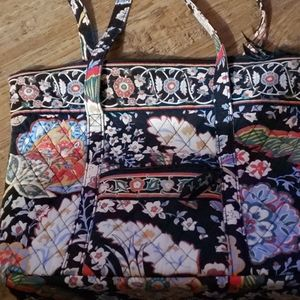 Multi-colored Vera Bradley bag